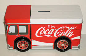 100 Bank Truck Amazoncom CocaCola Tin Toys Games