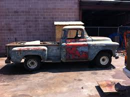 1956 Chevy Truck   The H.A.M.B.