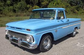 100 1966 Chevy Trucks Chevrolet 12Ton Pickup Connors Motorcar Company