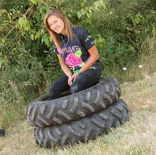 World's Youngest Pro Female Monster Truck Driver: 19-year Old ... Not Ready To Be A Fulltime Parent Foster Petthursday Kiss Monster Jam Mpls Dtown Council Worlds Youngest Pro Female Truck Driver 19year Old Funky Polkadot Giraffe Monster Jam Returns To Angel Stadium Of First Female Grave Digger Driver With Comes Des Moines Wkforit Apparel Featured Athletes Pedal The Metal Arc Magazine The No Joe Schmo Rosalee Ramer Women Drivers Bsmaster Builds Her Own Rides Youtube