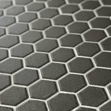 Home Depot Merola Hex Tile by Unglazed Porcelain Tile Roselawnlutheran