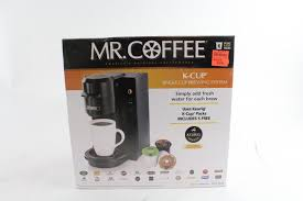 An Image Relevant To This Listing Mr Coffee Single Cup Maker