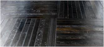 Delighful Recycled Below The Belt Leather Flooring Intended O