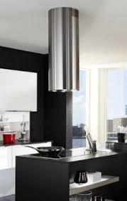 hotte de cuisine centrale hotte ronde ilot central electroménager et univers électronique