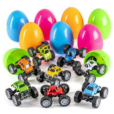 100 Moster Trucks Amazoncom Prextex Jumbo Easter Eggs Filled With DIY Monster
