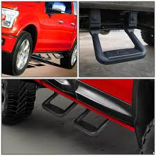 2-Pair Of Black Aluminum Side Step Bar [Chevy / Dodge / Ford / GMC ... Bully Tailgate Gap Cover 114356 Accsories At Sportsmans Guide Alinum Truck Steps Gmc C 1500 2500 3500 8899 Ebay Bed Step 117993 Amazoncom As550wd Side Automotive Diy Tech Dogs Triple Dog Gt Gas Tuner On A 2011 Ford F150 Official Website Bozbuz Extension By Accessory Cr605l Bbs1101s Black Bull Series Multifit Adjustable Bully Tail Gate Lock Lh007 Heavy Hauler Trailers