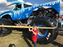 100 Monster Trucks Cleveland Jam Tampa Review