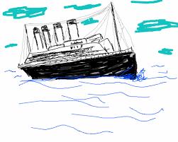 Titanic Sinking Animation 2012 by Benettonplay Flipbook Deluxe Titanic Sinking