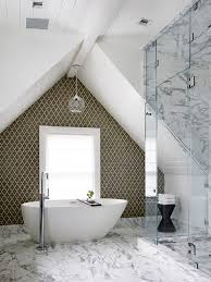 Best Plant For Dark Bathroom by Bathroom Floor Tile Hexagon Carved Dark Brown Wooden Frame Wall