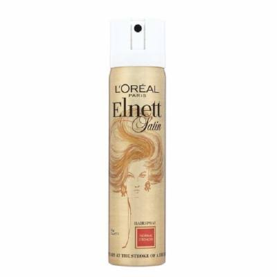 Elnett Normal Strength Hair Care Styling Spray - 75ml