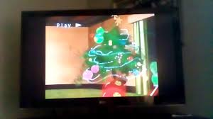 Plutos Christmas Tree Dvd by Closing To A Walt Disney Christmas 1985 Vhs Youtube
