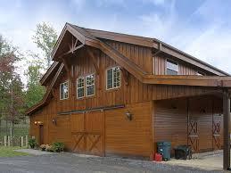 Denali Garage with Apartment Barn Pros