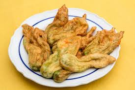 cuisine de courgettes recette des beignets de fleurs de courgette