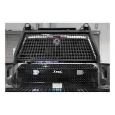 Combination Liquid Transfer Tank/Tool Box - Buff Truck Outfitters