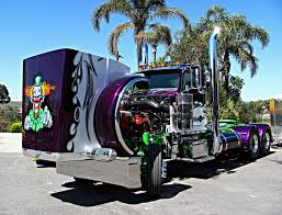 100 Semi Truck Trader Tricked Out S Tricked Out And Showing Off 18wheelers Big