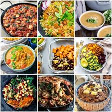 Easy Healthy And Delicious Vegan Meal Prep Recipes For The Week