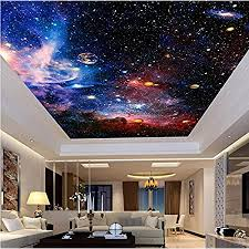 weaeo benutzerdefinierte fototapete universum sterne himmel