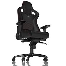 Noblechairs EPIC Series Gaming Chair - Black/Red / Premium Design / Finest  Design / Solid Steel Frame / Plenty Of Adjustment / Easy Assembly / Max ... Noblechairs Epic Gaming Chair Black Npubla001 Artidea Gaming Chair Noblechairs Pu Best Gaming Chairs For Csgo In 2019 Approved By Pro Players Introduces Mercedesamg Petronas Licensed Epic Series A Every Pc Gamer Needs Icon Review Your Setup Finally Ascended From A Standard Office Chair To My New Noblechairs Motsport Edition The Most Epic Setup At Ifa Lg Magazine Fortnite 2018 The Best Play Blackwhite