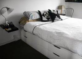 Ikea Platform Bed Twin by 69 Best Ikea Images On Pinterest Bedroom Nursery And Bed Frame