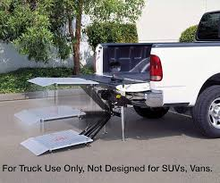 100 Truck Bed Motorcycle Lift Larin TGL500 Hitch