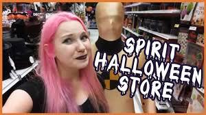 Halloween Express South Austin by Follow Me Around Spirit Halloween Store Vlogoween Day 2 Youtube