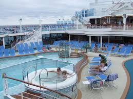 Ruby Princess Deck Plan Caribe by Ruby Princess Cruise Ship Overview