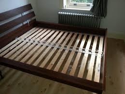 Ikea Hopen Bed by Ikea Hopen Double Bed Frame Oak Finish Posot Class
