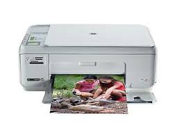HP Photosmart C4385 CC281A Up To 30 Ppm Black Print Speed 4800 X 1200 Dpi Color