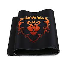 800 300mm wow tapis de souris tapis pour world of warcraft la