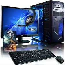 ordinateur de bureau gamer pas cher ecran pc bureau ordinateur