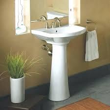 Kohler Archer Pedestal Sink by Kohler Archer Pedestal Bathroom Sink Sink Ideas