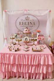 Pink And Gold Birthday Themes by Queen Pink And Gold Birthday Party Ideas 2321807 Weddbook