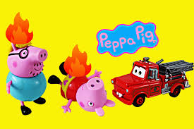 Peppa Pig Catches Fire With Daddy Pig And Disney Cars Fire Truck ... Long Sleeve Sleeping Bag For Kids Choo Slumbersac The Dream 70cm Boys Fire Engine Baby 25 Tog Aqua With Feet And Detachable Sleeves Services Bivy Sacks How To Choose Rei Expert Advice Autakukenam 3 Tepui Tents Roof Top Baghera Childrens Toy Pedal Car Truck 1938 Children Bamboo Cotton Pink Hedgehog Road Rippers 14 Rush Rescue Hook Ladder