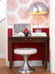 Red Black And Silver Living Room Ideas by Red Bedrooms Pictures Options U0026 Ideas Hgtv