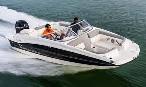 bayliner 190 db deckboat for a crowd boats com