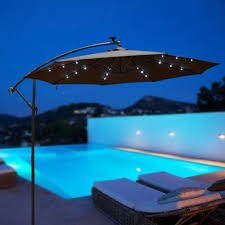 Solar Led Patio Umbrella by 87 Best Make My Patio Less Crappy Images On Pinterest Cabin