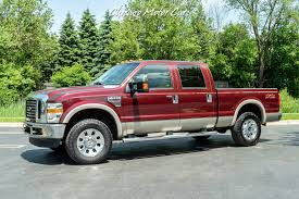 100 Used Ford Diesel Pickup Trucks 2008 F250 Lariat Camin Cargado 64L Turbo