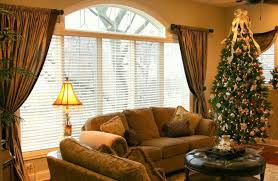 Gold And White Window Curtains by Best Selections Of Curtains For Arched Windows Homesfeed