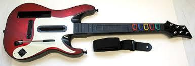 Today Guitar Tab Smashing Pumpkins by New Nintendo Wii Guitar Hero 5 Band Set Kit W Drums Mic Guitar
