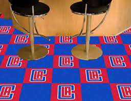 los angeles clippers nba carpet tiles los angeles clippers nba