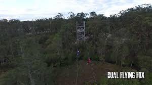 100 Flying Cloud Camp Dual Fox Aussie Bush