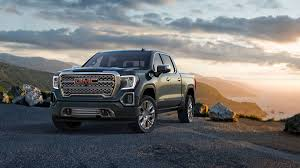 2019 GMC Sierra Debuts Before Fall On-sale Date