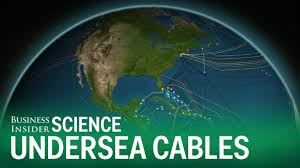 Seafloor Spreading Animation Gif by Animated Map Shows The Undersea Cables That Power The Internet