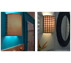 How To Make A Wall Lamp Sconce