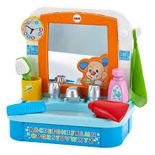 fisher price laugh learn let s get ready sink walmart com