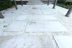 Grden Pthwy Mde Squre Lid Mrble White Marble Chips For Landscaping