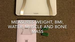 Eatsmart Precision Digital Bathroom Scale Esbs 01 by Surpahs Dual S Body Scale Youtube