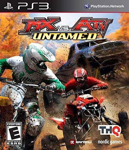 Mx Vs ATV Untamed - PlayStation 3
