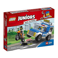 Amazon.com: LEGO Juniors Police Truck Chase 10735: Toys & Games Step By Step Tutorial Made With Lego Digital Designer Shows You How Lego Fire Truck Archives The Brothers Brick How To Build A Dump Custom Moc Itructions Youtube Yoshinys Design 31024 Alrnate Build Moc3961 Semi Truck Trailer Town 2015 Rebrickable To A Car And Where Turn For Help Crazy Zipper Snaps Legolike Bricks Together Delivery 3221 City Review 60073 Service Jays Blog 015 Building Classic Diy