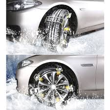 100 Snow Chains For Trucks Universal Metal Chain Tire For Car Truck SUV Anti
